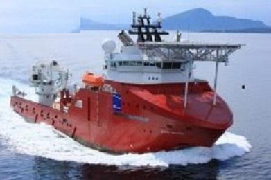 Dynamic Positioning Vessel